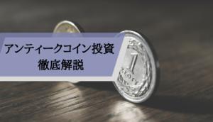アンティークコイン種類_投資向き